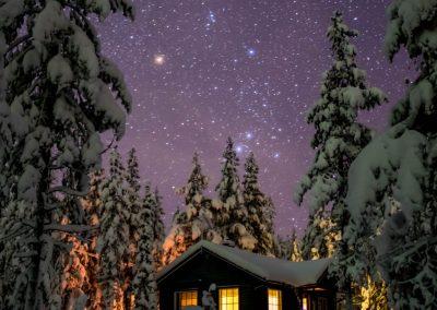 Accommodation by Wildmaker Lapland Valtteri