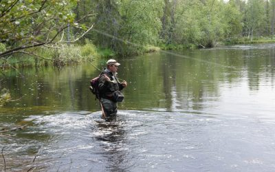 Fishing waters, permits and services