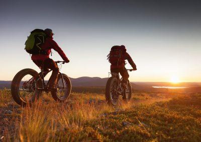 Harriniva Hotels Safaris Bicycles Fatbikes Summer