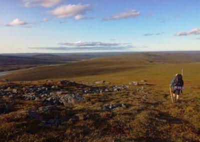 Hiking Wildmaker Lapland by Valtteri