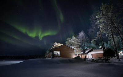 Arctic Sauna World, Hotel Jeris