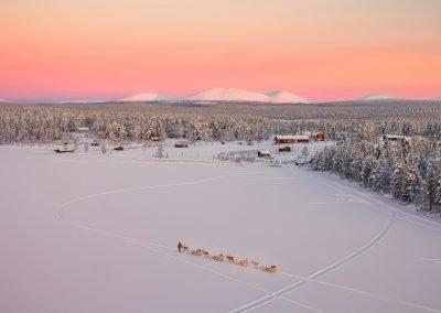 Torassieppi perinnekyla reindeer