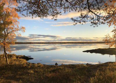 Utkijärven Majat lakeside