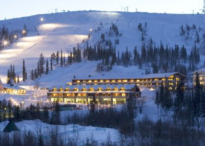 lapland hotel olos ski resort olos