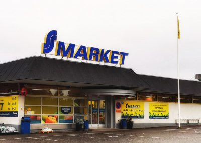 s market muonio shop