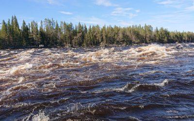 Äijäkoski Rapids