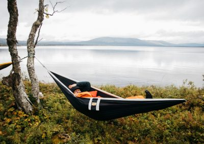 Guess the first snow arrival date and win a Hammock Tour