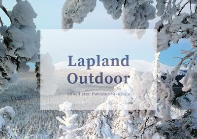 Lapland Outdoor Pallakset alkutalvi