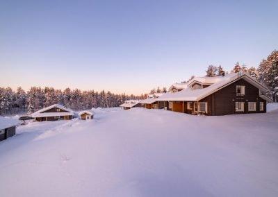 Särkijärven majat by Johan Dussert