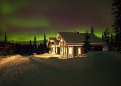 DestinationLapland Cabin