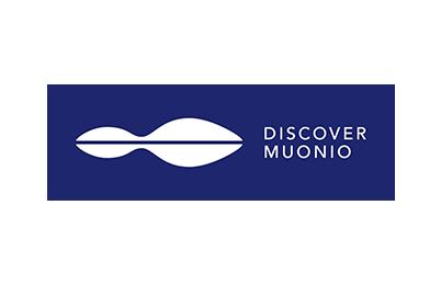 Discover Muonio Logo px