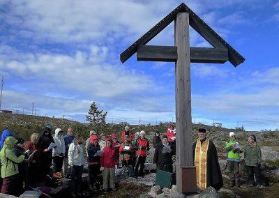 Ekumeeninen vaeltajan risti