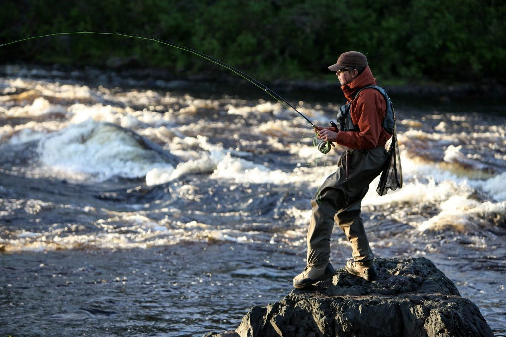 Flyfishing DiscoverMuonio KoutaKuva PauliHanninen