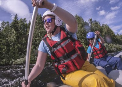 Harriniva Hotels Safaris Rafting
