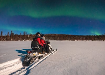 Harriniva Hotels Safaris Snowmobiles