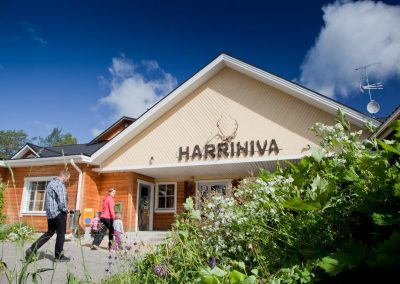Harriniva Outside