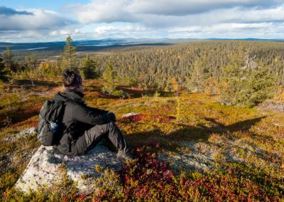 Hiking Wildmaker Lapland by Valtteri