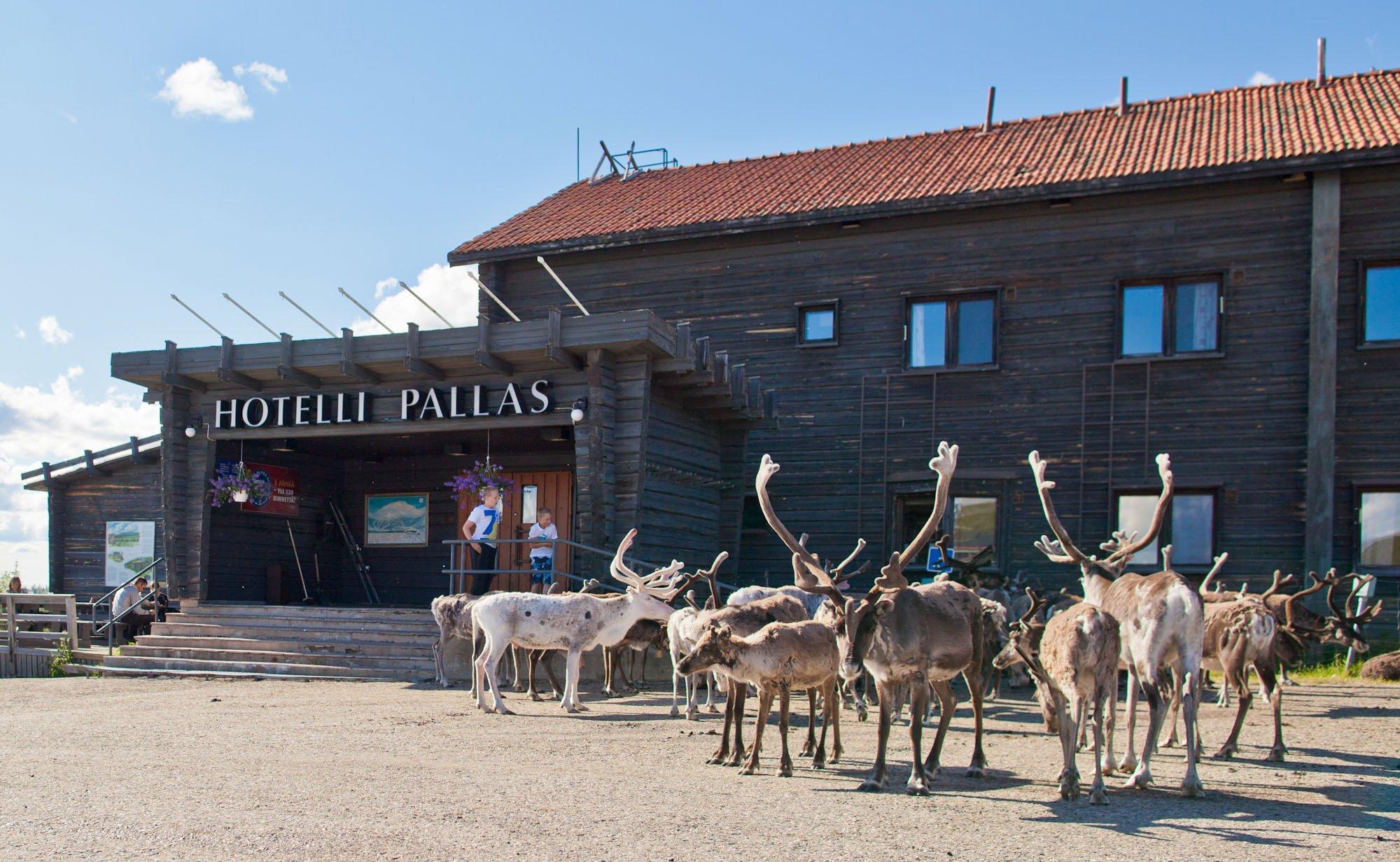 Lapland Hotels Pallas