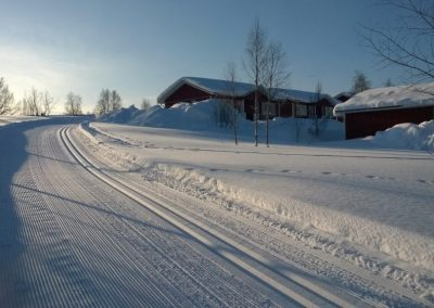 Lomamaja Pekonen Winter