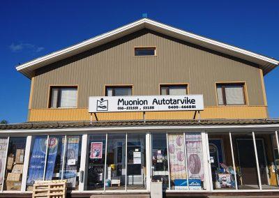 Muonion Autotarvike
