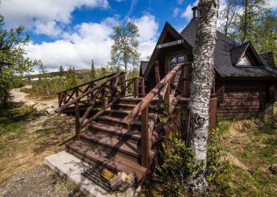 Pallaskota Pallas Yllästunturin kansallispuisto Kuva Heikki Sulander RinkkaputkicomMetsähallitus