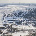 olos ski resort muonio Lapland hotels DiscoverMuonio Landscape