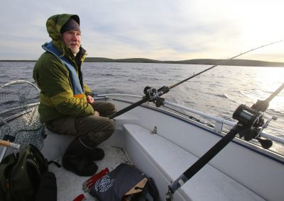 pallas Wildfish Guiding
