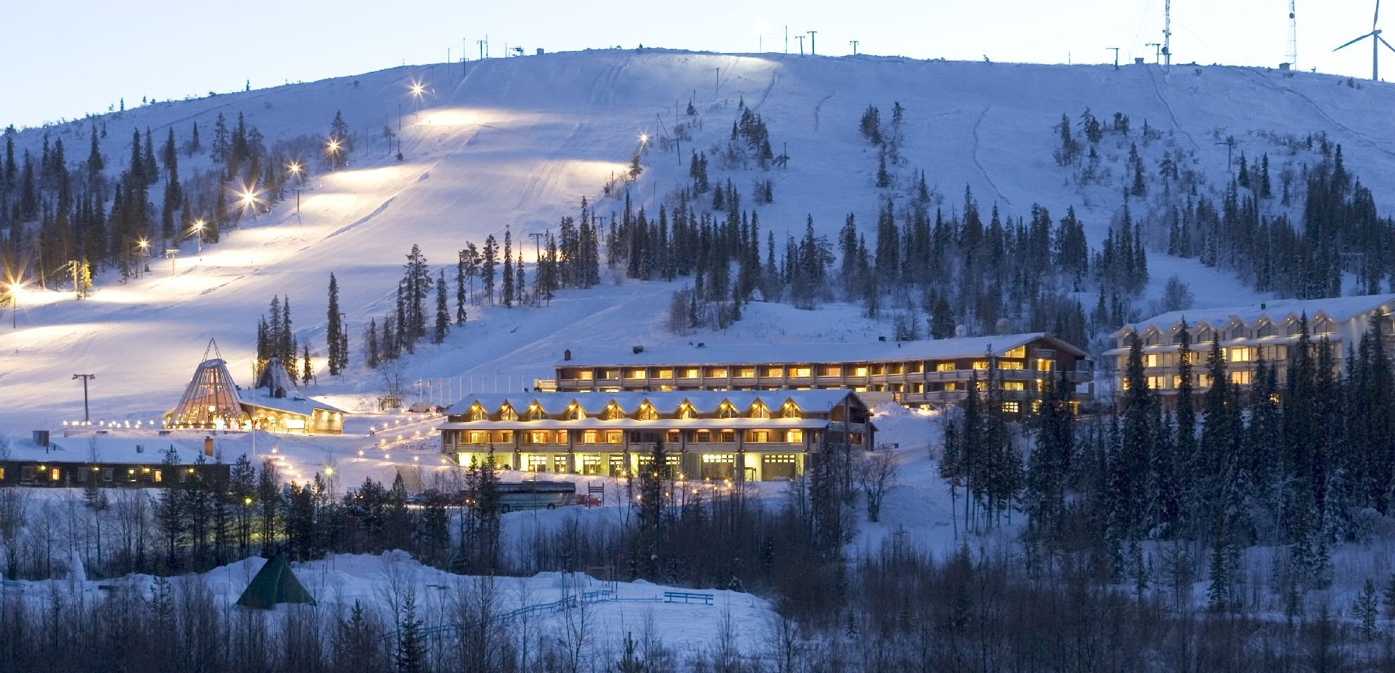 Lapland Hotels Olos