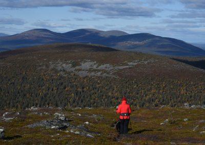 Activity Hiking Hetta Pallas DiscoverMuonio by Felltrek