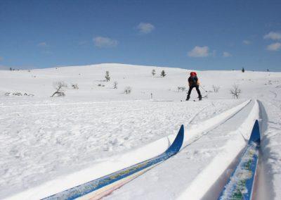 Activity Keimiolahen Maja skiing Sammaltunturi DiscoverMuonio
