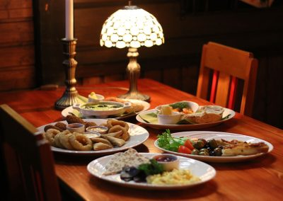 Restaurant Kammari apet DiscoverMuonio