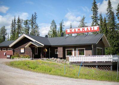 RestaurantKammari summer DiscoverMuonio