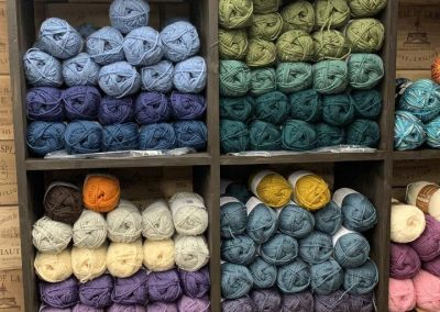 Shopping yarn Muonion shoppi DiscoverMuonio