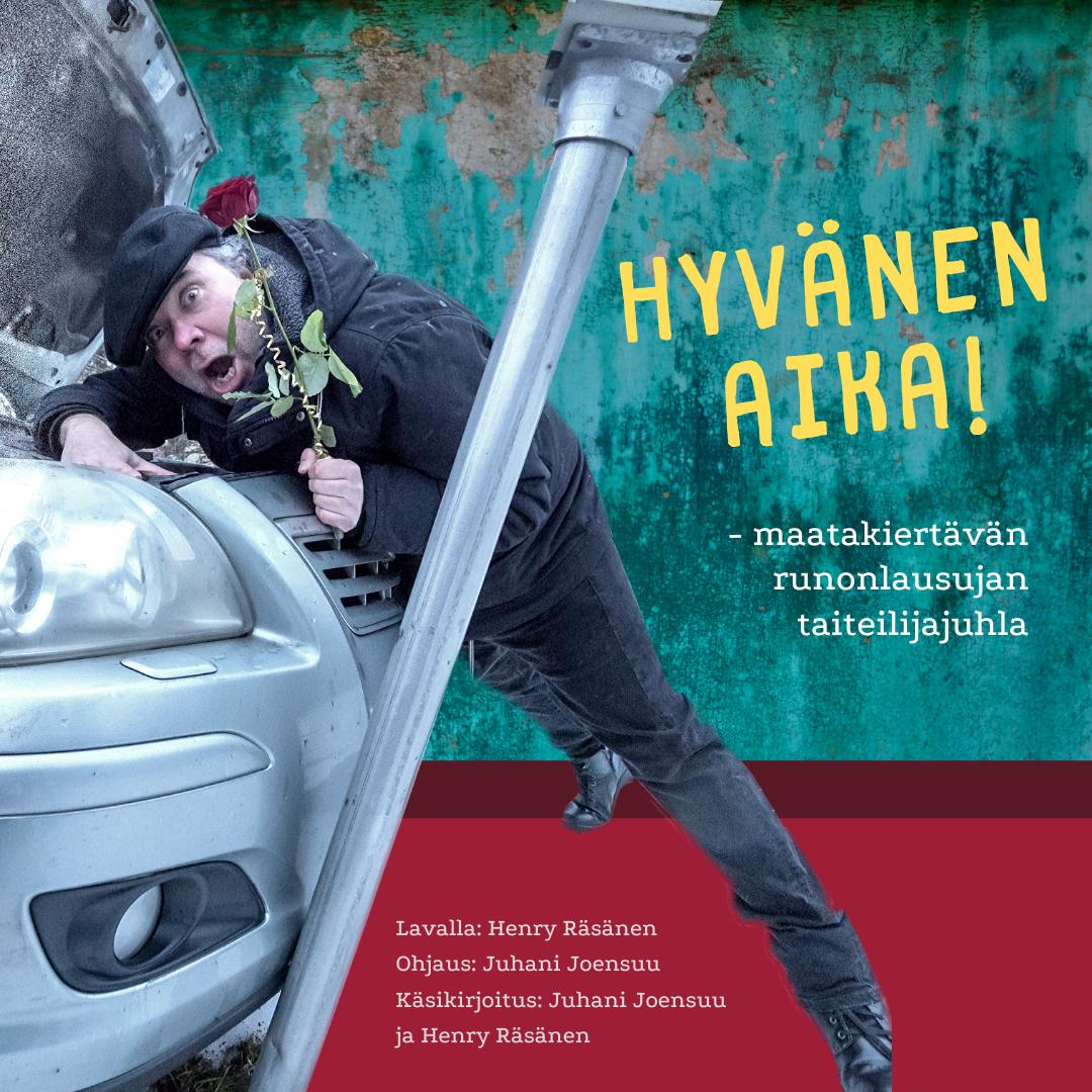 Insta HyvanenAika