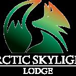 Final Logo Arctic Skylight Lodge